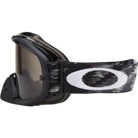 Oakley Crowbar MX Goggle jet black speed/dark grey